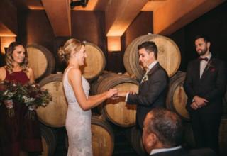 Shadowfax Winery Wedding Venue, Barrell Hall
