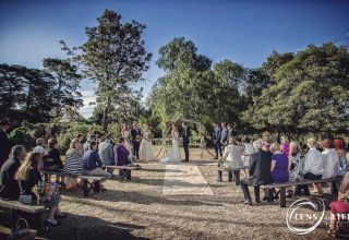 Shadowfax Winery Wedding Venue, Grounds