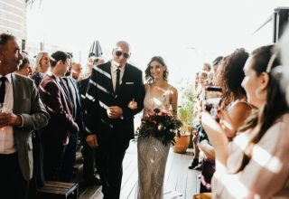 The Post Office Hotel Wedding Venue, Ceremony space, Photography by Two Front Teeth