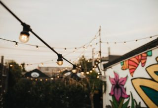 The Post Office Hotel Wedding Venue, Outside space, Photography by Two Front Teeth
