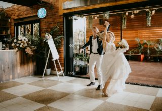 The Post Office Hotel Wedding Venue, Dining Hall, Photography by Duuet