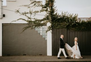 The Post Office Hotel Wedding Venue, Outside space, Photography by Duuet