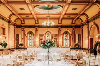 Hotel Windsor Melbourne Corporate Dinner, Grand Ballroom