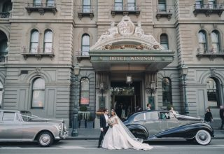 The Hotel Windsor Wedding Venue, Entrance, Photography by T-One Image