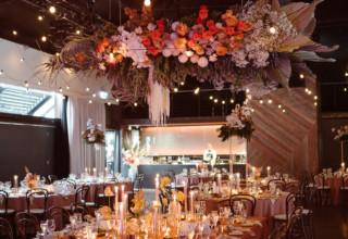 Cargo Hall Wedding Venue, Main venue