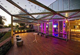Zinc at Federation Square Private Party, The Deck