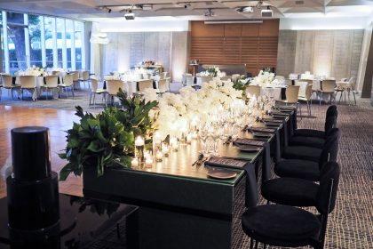 Zinc at Federation Square Wedding Venue, Studio Room