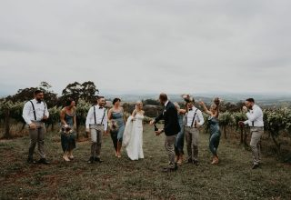 Elmswood Estate Wedding Venue, Winery, Photos by One Spoon Two Spoon