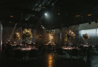 Cargo Hall Corporate Dinner, Main venue