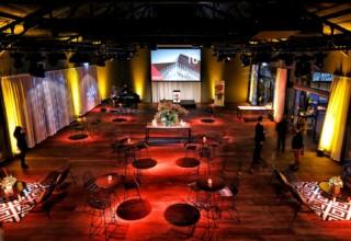 Cargo Hall Corporate Event, Main venue