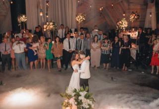 Cargo Hall Wedding Venue, Main venue, T One Image