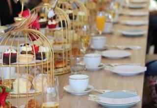 Elmswood Estate Afternoon Tea, The Pavillion