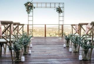 Elmswood Estate Wedding Venue, High Deck