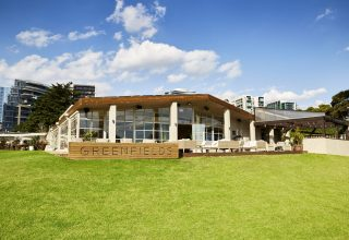 Greenfields Events Melbourne Exterior Lawn