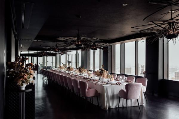 The Lady Nelson Room, Darwin Room, The Estuary & Terrace