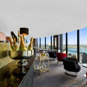 The Dress Circle O Bar Sydney Private Lounge