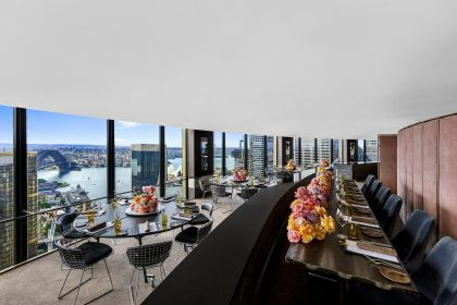 O Bar Dining Sydney Corporate Events