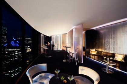 Private Dining Room O Bar Sydney City Views