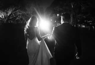 Zinc Fed Square Weddings Melbourne, Photo by Dezine By Mauro Couple Departure