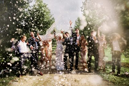 The Woodhouse Wollombi wedding ceremony Hunter Valley wedding venues