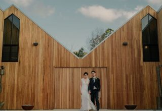 the woodhouse wollombi hunter valley weddings exterior