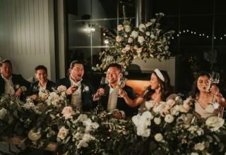 the woodhouse wollombi weddings bridal table