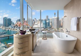 Sofitel Darling Harbour Sydney Hotel Bathroom