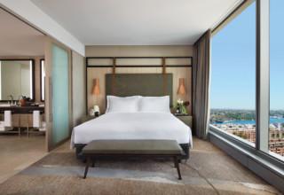 Sofitel Darling Harbour Sydney Hotel Suite