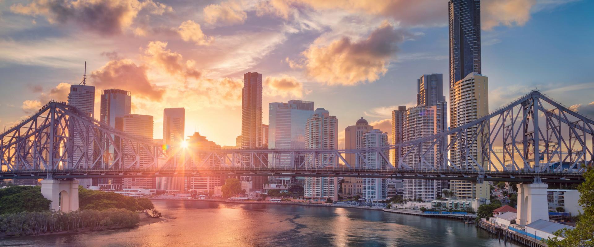 Brisbane River City View