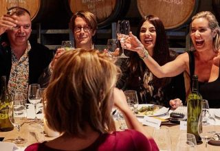 Urban Winery Sydney Cheers Dinner Party