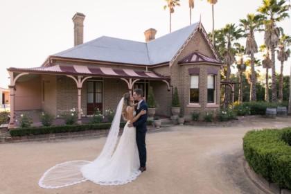 Burnham Grove Estate country wedding venue near Sydney