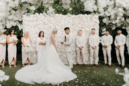 Burnham Grove Estate country wedding venue near Sydney, Photo By Lightheart Films & Photography