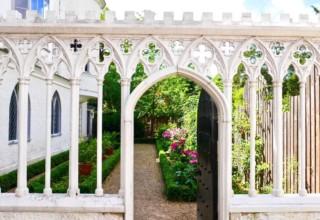 Secret Garden Strawberry Hill House