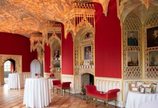 Strawberry Hill House Gallery