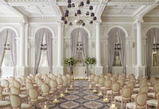 Corinthia Ballroom - Wedding Ceremony