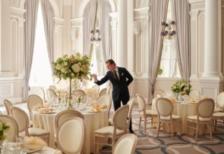 Corinthia Ballroom - Wedding 2