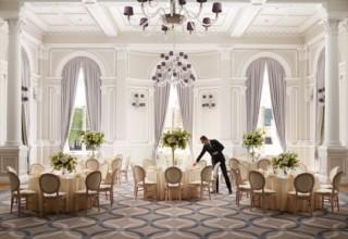 Corinthia Ballroom - Wedding 3