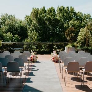 The Prince Deck St Kilda Melbourne wedding venue, Photo By Miranda Stokkel