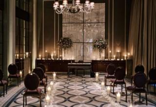 Beautiful Wedding Ceremony Corinthia Hotel London Photo by KND Photography