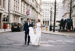 Classic West End Wedding Corinthia London Photo by KND Photography