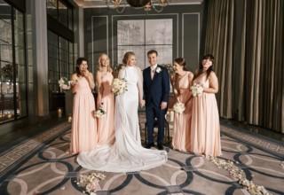 Corinthia London Bridesmaids Photo by KND Photography