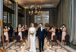 Corinthia London Wedding Ceremony Indoors Photo by KND Photography