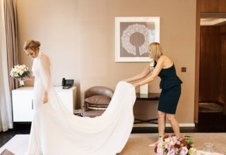 Corinthia London Weddings Photo by KND Photography