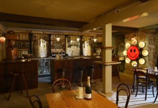 Brunswick House London Cellar Rooms Downstairs-min