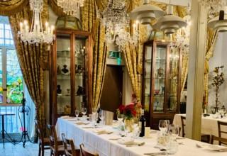 Brunswick House London Events Library Room-min