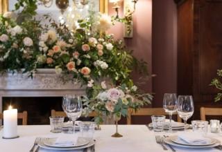 Brunswick House London Wedding Reception-min