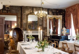 Brunswick House Saloon London Events Private Dining-min