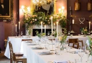 wedding open evening 2020 saloon Brunswick House London-min