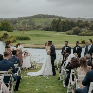 Yarra Valley Lodge Melbourne elegant country wedding venue, Photo By Rachel May Photography