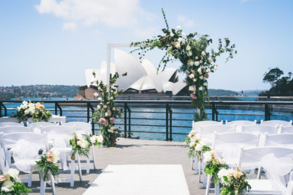 Cruise Bar Sydney Rooftop Waterview Ceremony Venue